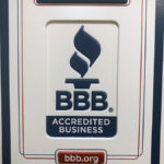 BBB Accredited Business - 2018