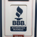BBB Accredited Business - 2019