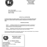 Martin County Building Department LICENSE